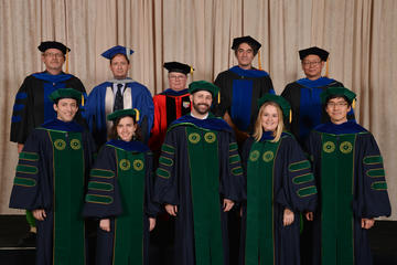 RGGS PhD Graduates and their Advisors