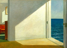 Edward Hopper: Rooms by the Sea. Oil on canvas, 1951. The Granger Collection, New York