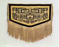 Chilkat Blanket Unknown artist (Tlingit)