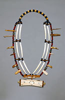 Shaman's Necklace Donald Gregory (Tlingit)