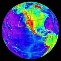 Pressure In The Deep Seas - Globe elevation
