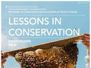 cover image for Lessons in Conservation Volume 7