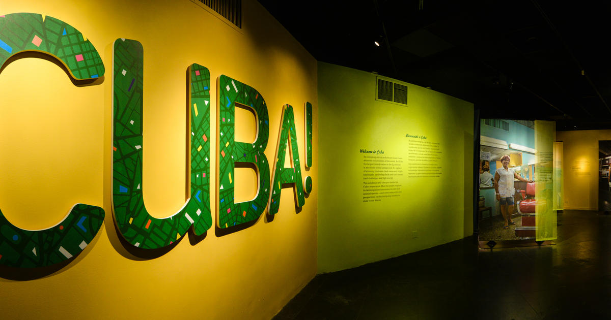 050e2c32712cb7 ¡Cuba! Opens at the American Museum of Natural History