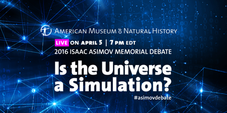 the very real questions about a simulated universe