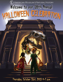 18th halloween celebration