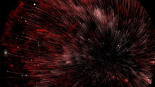 Dark Universe Red Shift