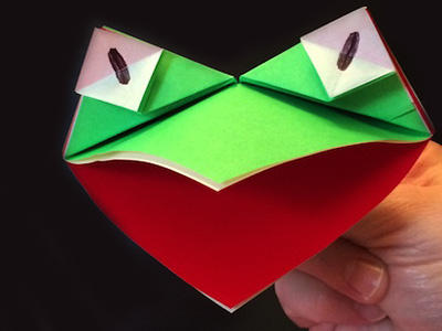 Origami Folding Fun Sessions 4 22 2017