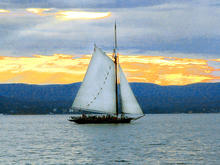 Sail on the Clearwater