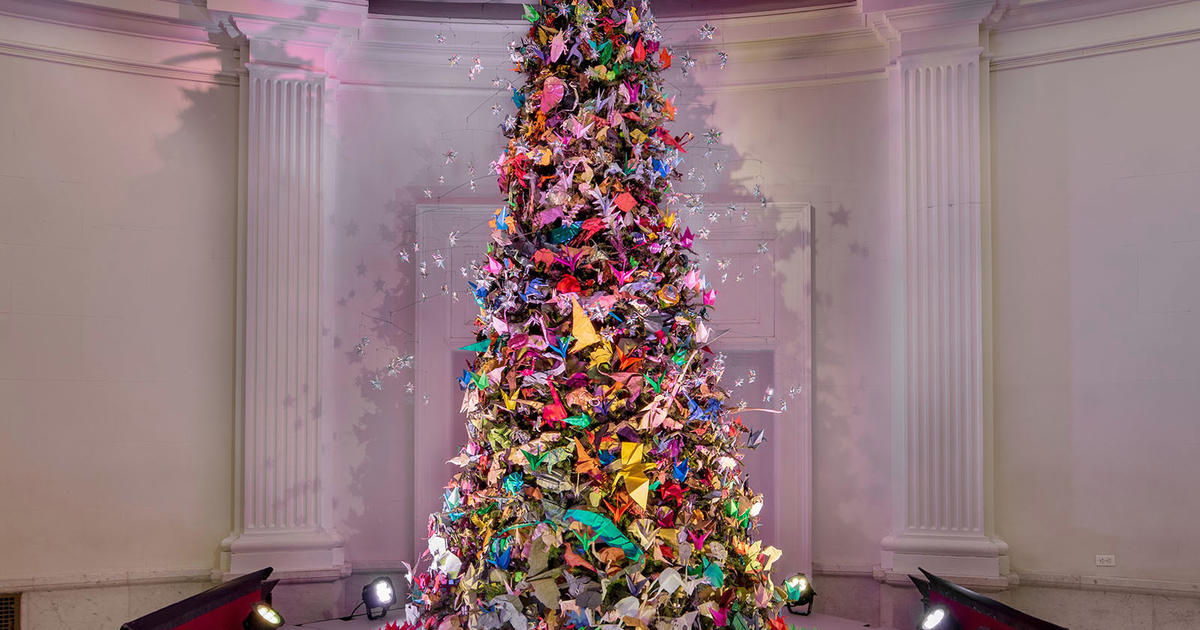 Citymd Nanuet Christmas Day 2021 Hours Origami Holiday Tree A Museum Tradition Amnh