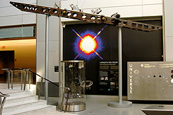 The Exhibit in the Rose Center for Earth and Space