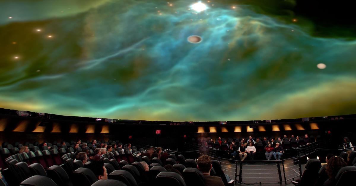 Space Theater: Hayden Planetarium | AMNH