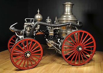 steam engine horse