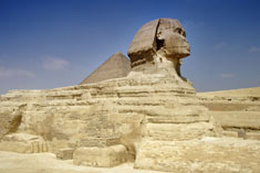 Great Sphinx of Giza, Egypt Credit: J.D. Dallet/AGE Fotostock