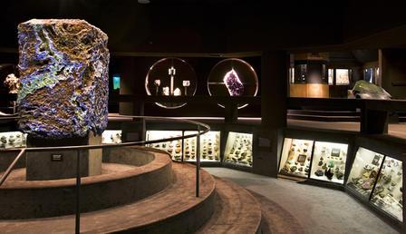 Gems Natural History Museum New York