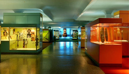 Hall of Pacific Peoples