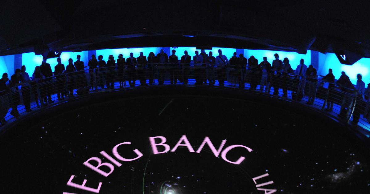 Big Bang Theatre Birth Of The Universe Amnh