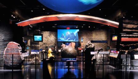 Museum Of Natural History Gottesman Hall