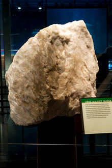 Giant Quartz Vein