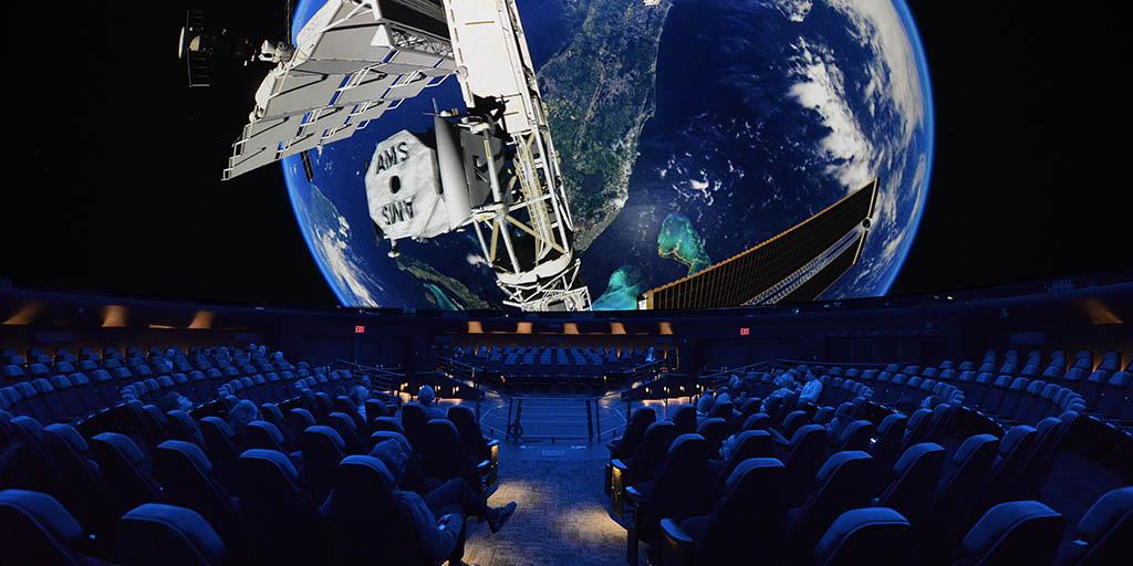 Planetarium ny