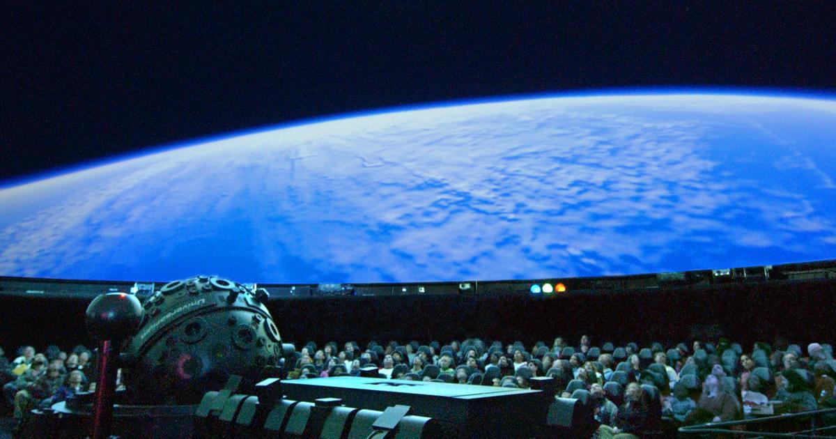 Hayden Planetarium: Space Theater | AMNH