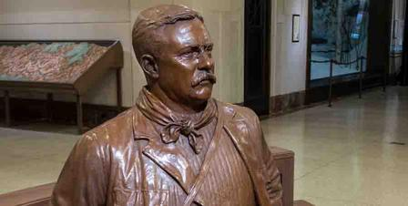 Theodore Roosevelt Memorial Hall_Sculpture_DL