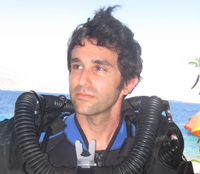 Marine biologist David Gruber is a research associate at the American Museum of Natural History.
