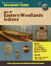 Eastern Woodlands Indians Educator's Guide cover