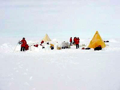 Antarctic hazards 2