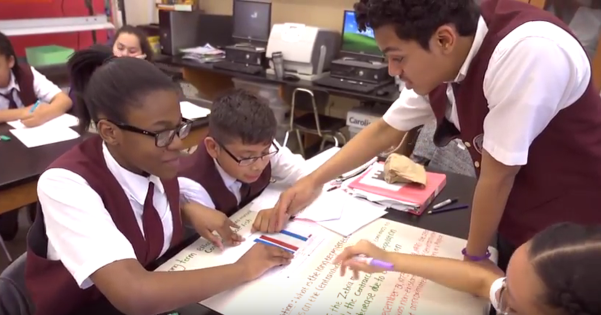 Integrating Literacy Strategies into Science Instruction | AMNH