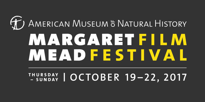 The 2017 Margaret Mead Film Festival takes place October 19-22