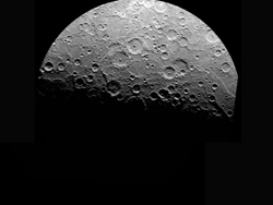 This image of Mercury was taken from MESSENGER in August 2011. Credit: NASA/Johns Hopkins University Applied Physics Laboratory/Carnegie Institution of Washington.