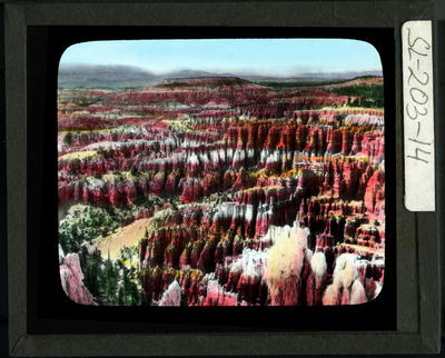 Bryce Canyon Lantern Slide