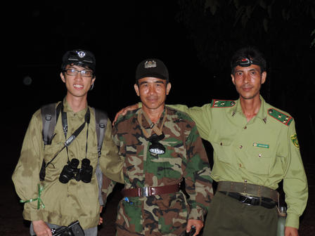 Training Students and Rangers