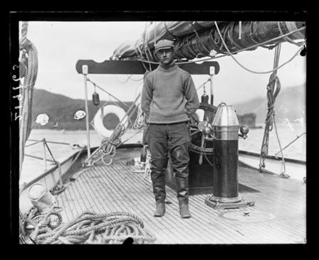 Roy Chapman Andrews Adventuress 1913