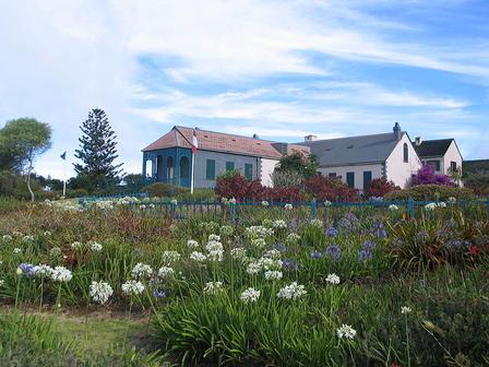 Longwood (Napoleon's residence on St. Helena Island)