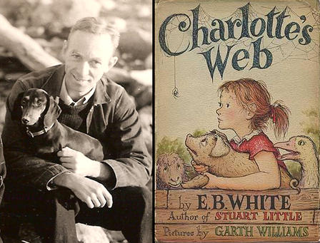 Happy Birthday E.B. White