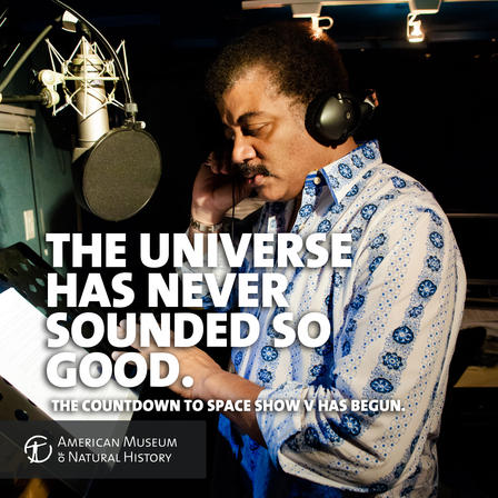 We Got a Narrator Over Here: Neil Tyson to Voice ...