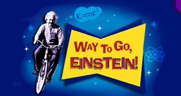 Visit OLogy, the Museum's website for children, to learn more about the life and work of Albert Einstein.