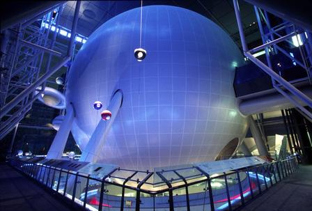 Museum Of Natural History Planetarium