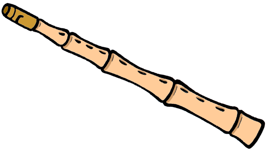 Cartoon Flute Related Keywords - Cartoon Flute Long Tail ...
