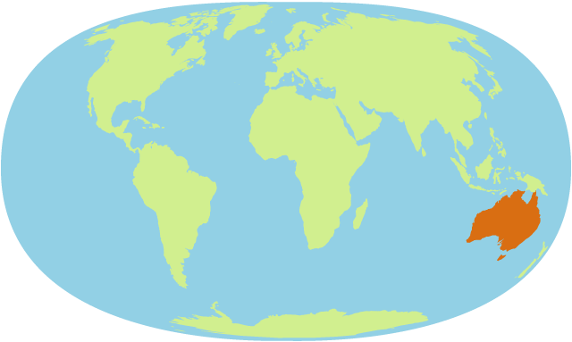 Global grocery ology science for kids world map with australia highlighted gumiabroncs Images