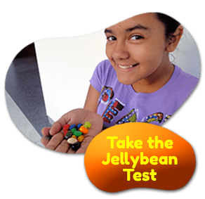 Take the Jellybean Test