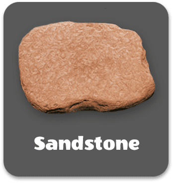 click to read about sandstone
