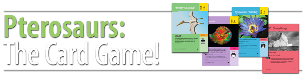 Pterosaurs: The Card Game!