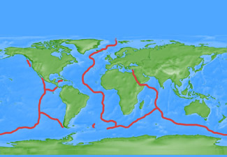 Mid ocean ridge ology science for kids mid ocean ridge ology series geology gumiabroncs Images