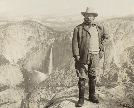 Lifelong Passion For Wilderness Drove Theodore Roosevelt S