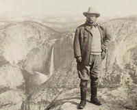 Theodore Roosevelt at Yosemite