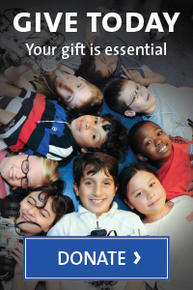 Your gift is essential - Donate today!
