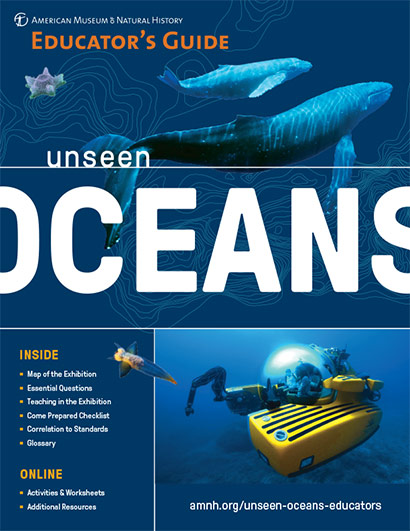 Unseen Oceans Educator's Guide