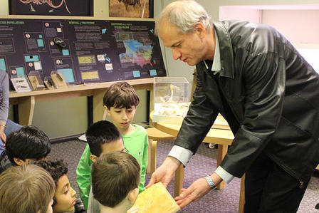 meet the scientist amnh admissions